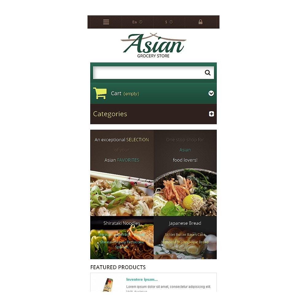 theme - Продовольствие и рестораны - Asian Grocery Store - 8