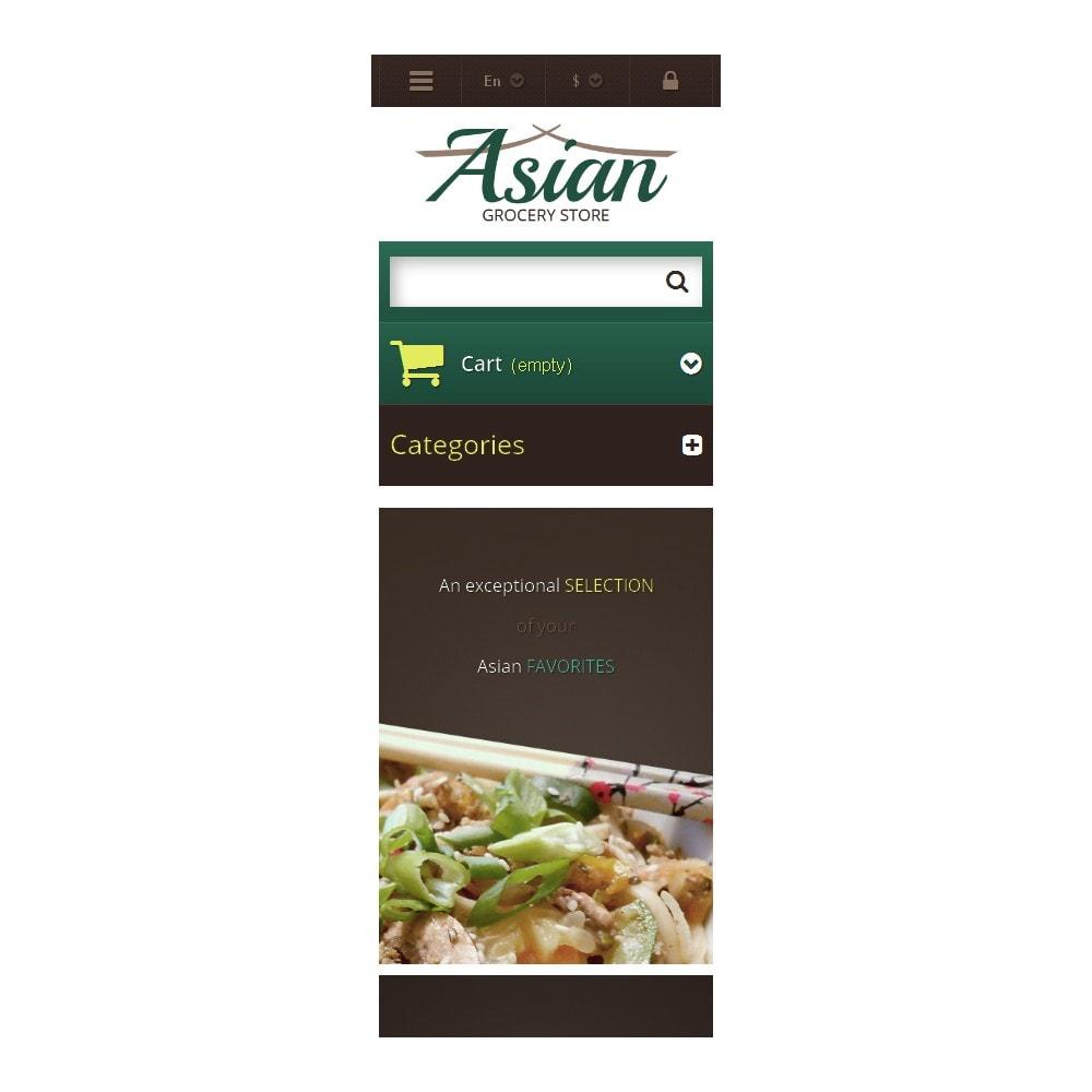 theme - Продовольствие и рестораны - Asian Grocery Store - 9