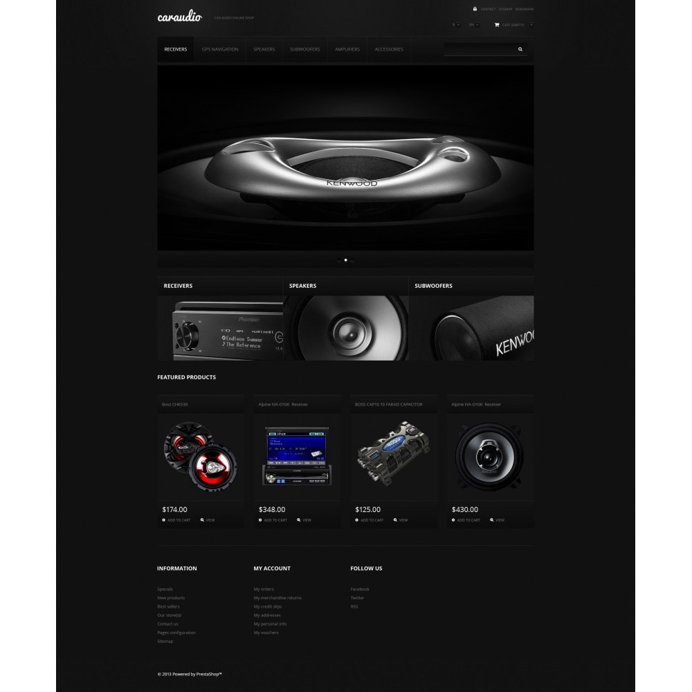 theme - Авто и Мото - Car Audio Systems - 4