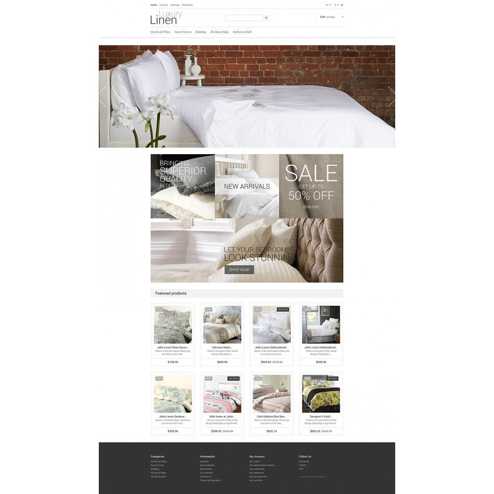 theme - Искусство и Культура - Luxury Linen Store - 2