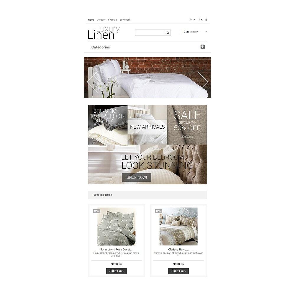 theme - Искусство и Культура - Luxury Linen Store - 7