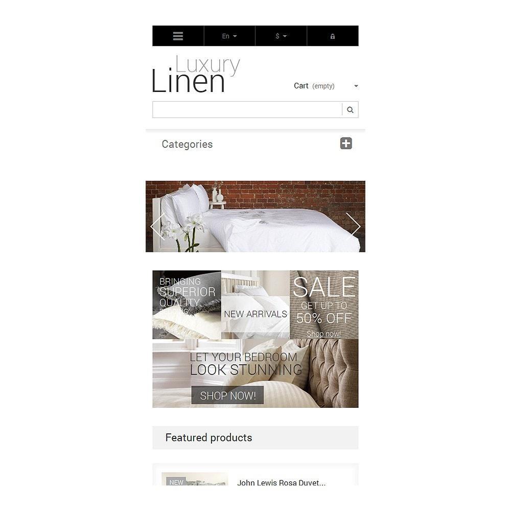 theme - Искусство и Культура - Luxury Linen Store - 8