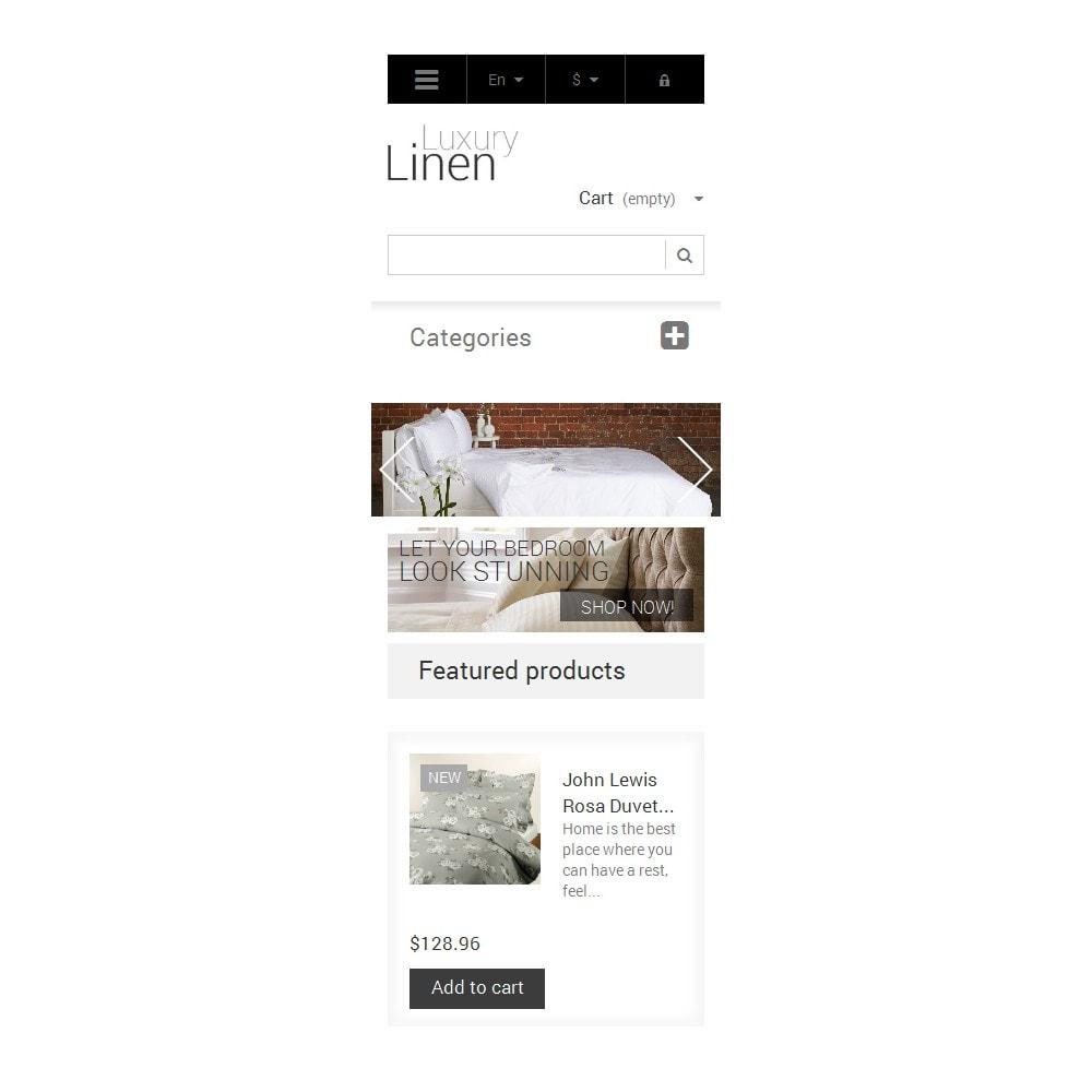 theme - Искусство и Культура - Luxury Linen Store - 9