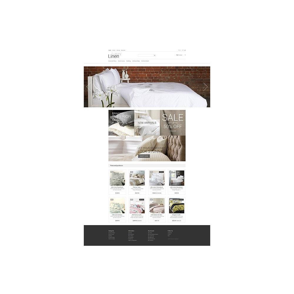 theme - Искусство и Культура - Luxury Linen Store - 10