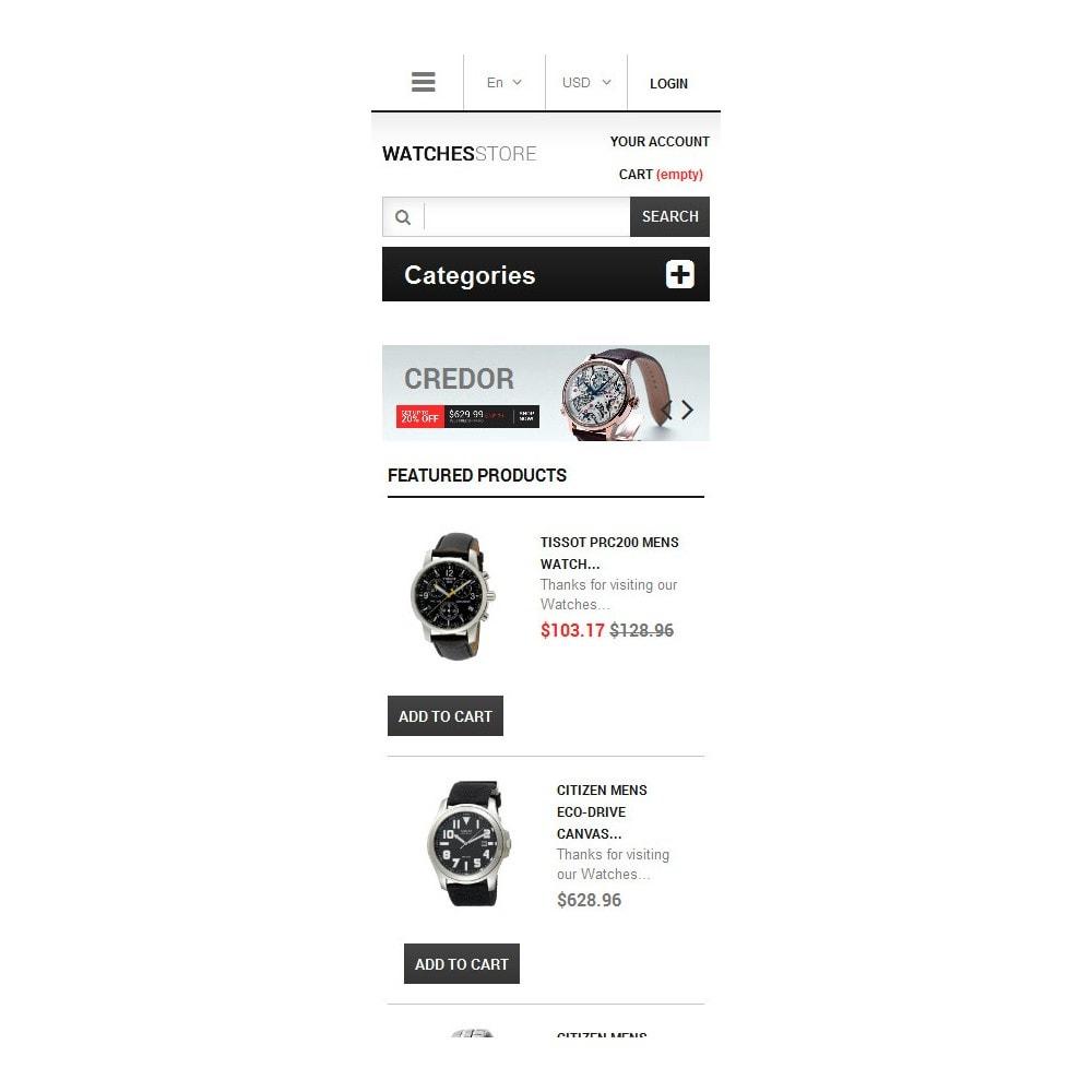 theme - Мода и обувь - Watches Shop - 9