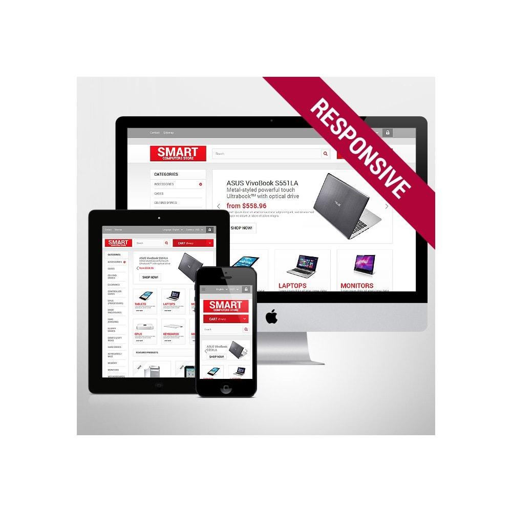 theme - Electrónica e High Tech - Smart Computers Store - 1