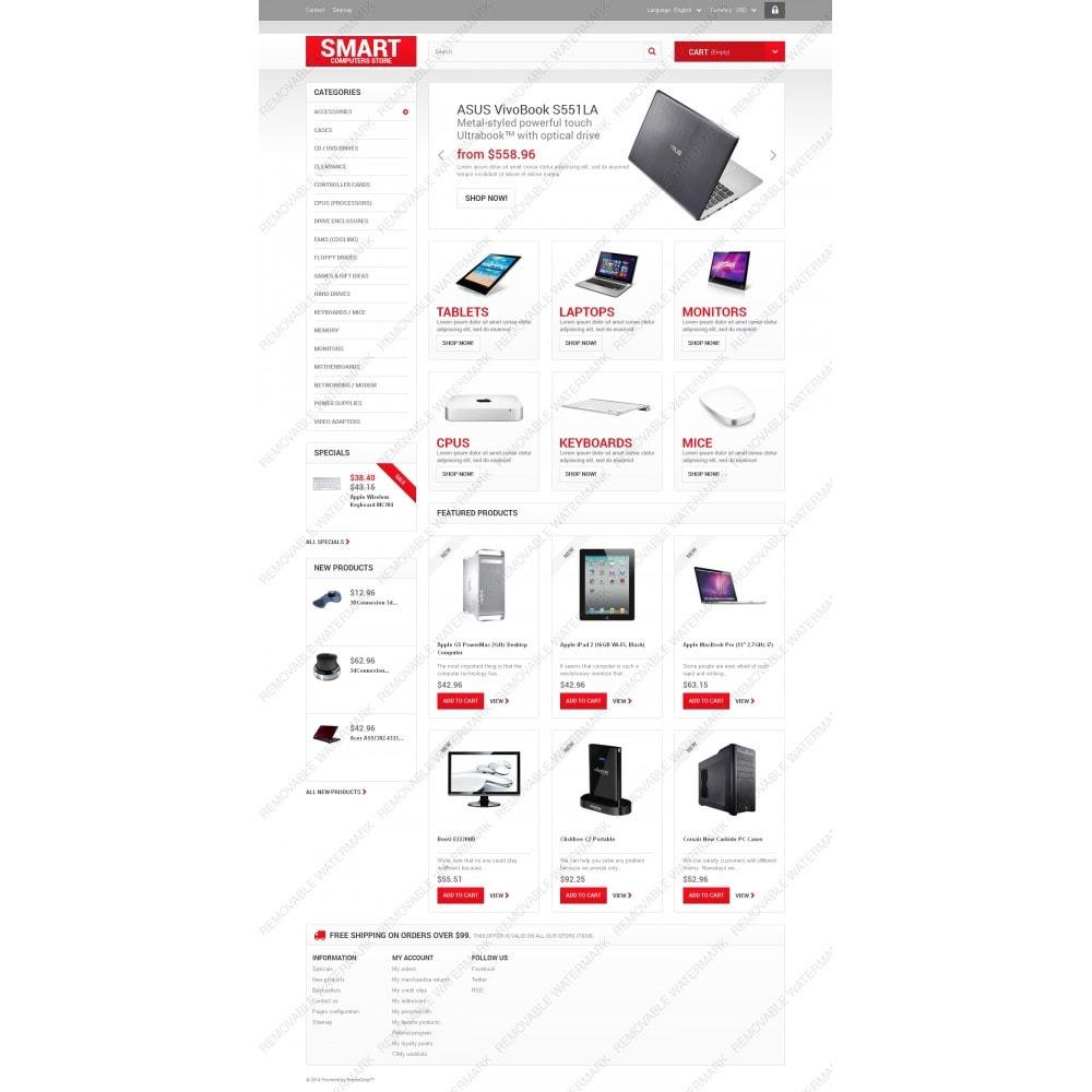 theme - Electrónica e High Tech - Smart Computers Store - 3