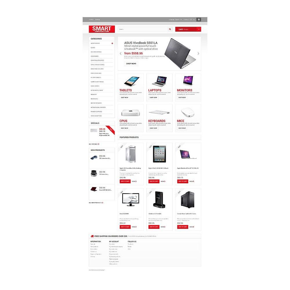 theme - Electrónica e High Tech - Smart Computers Store - 10