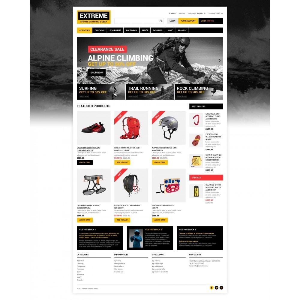 theme - Sport, Loisirs & Voyage - Extreme Sports Clothing - 4