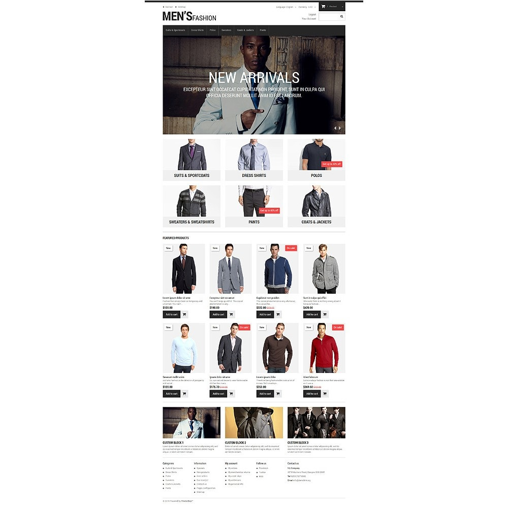 theme - Mode & Chaussures - Menswear - 10