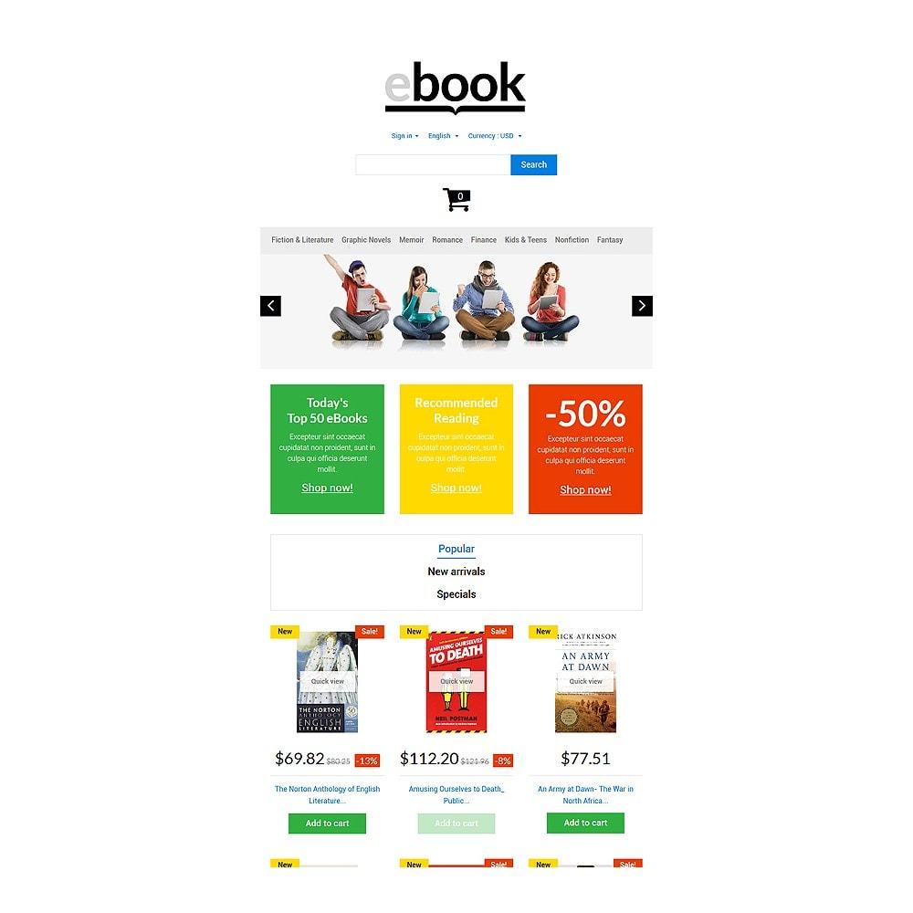 theme - Arte & Cultura - eBook - 8