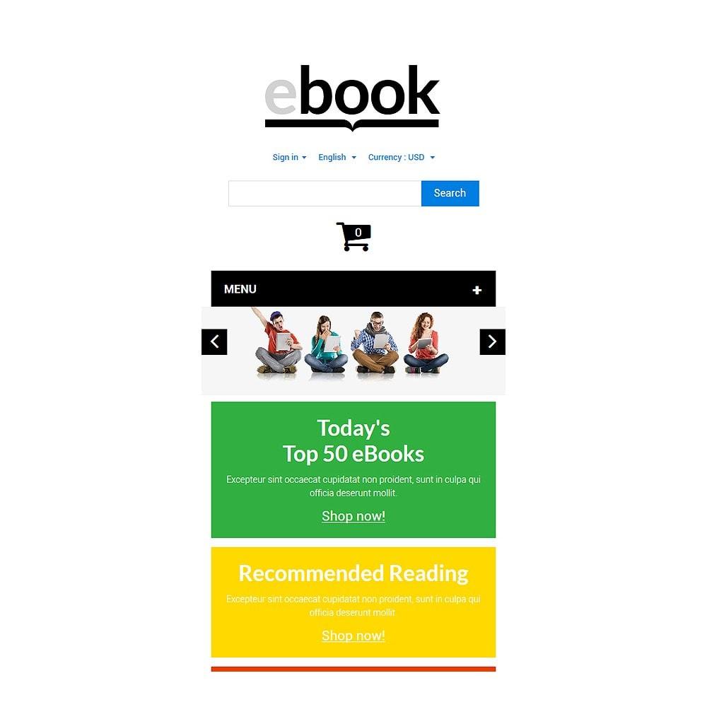 theme - Arte & Cultura - eBook - 9