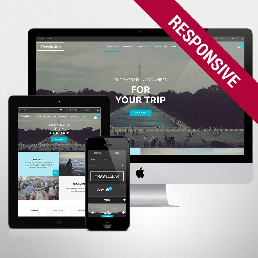 theme - Desporto, Actividades & Viagens - Travel Gear - 1