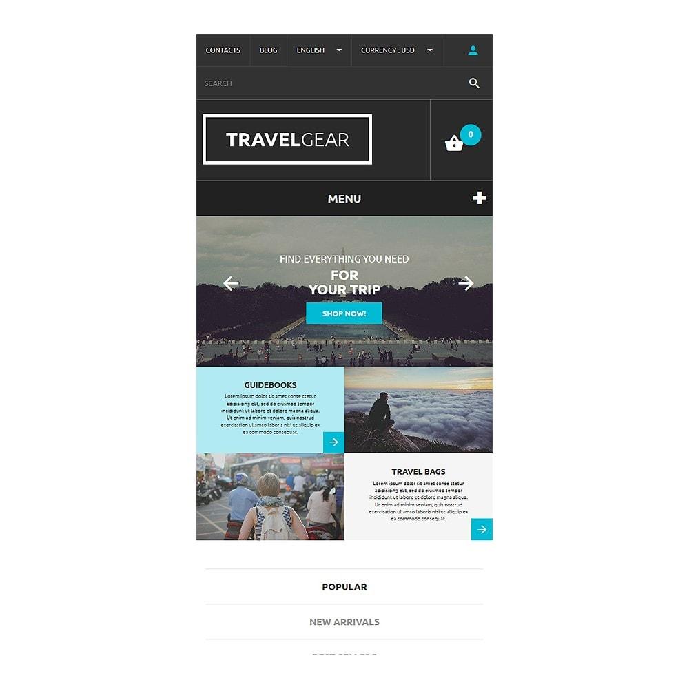 theme - Desporto, Actividades & Viagens - Travel Gear - 8