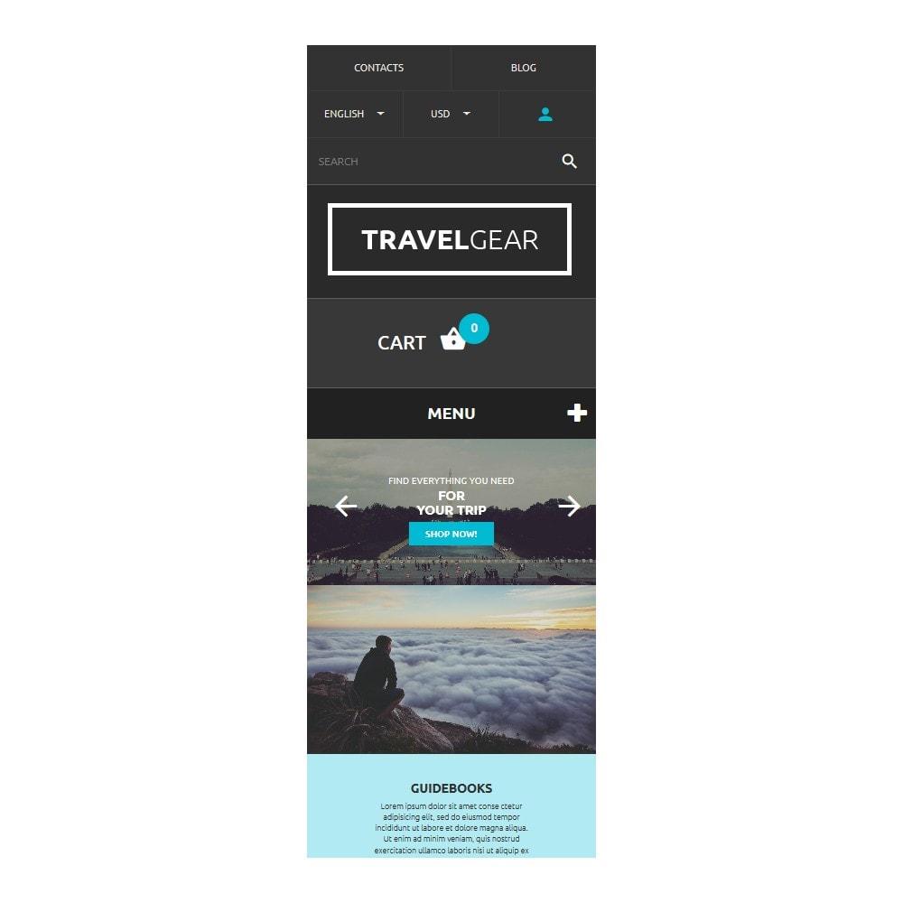 theme - Desporto, Actividades & Viagens - Travel Gear - 9