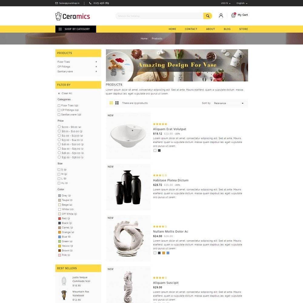 theme - Art & Culture - Ceramic Art Store - 4