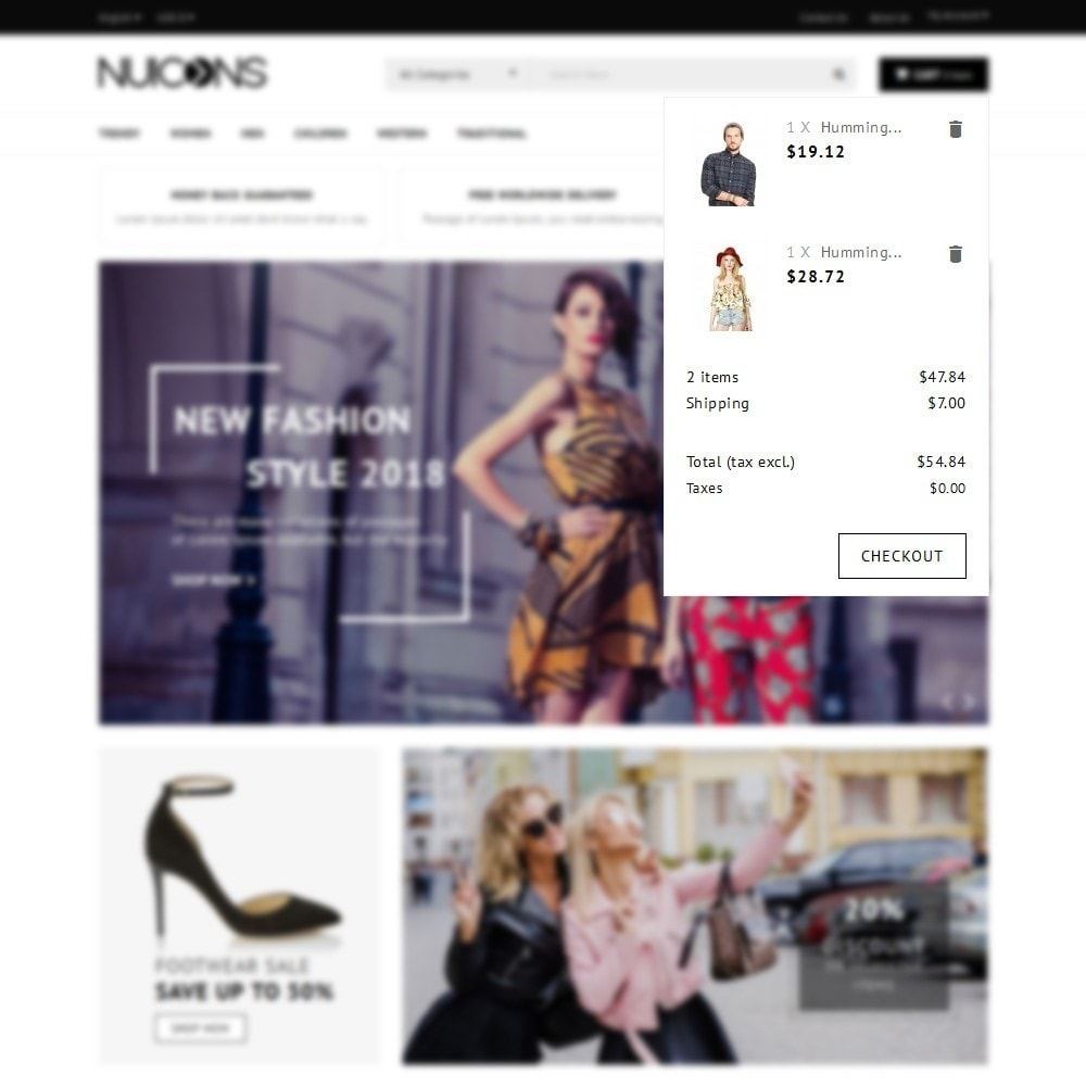 theme - Mode & Schoenen - Nuicons Fashion Store - 8