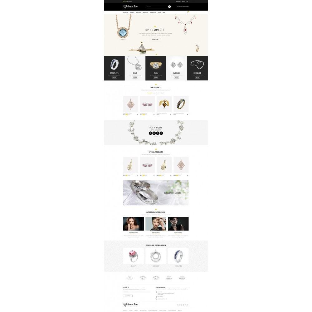 theme - Schmuck & Accesoires - Jewel Ton - Jewelry Online Store - 2