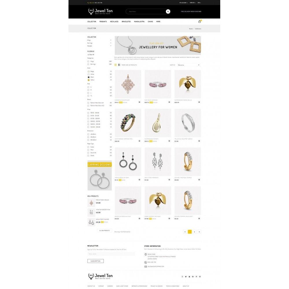 theme - Biżuteria & Akcesoria - Jewel Ton - Jewelry Online Store - 3