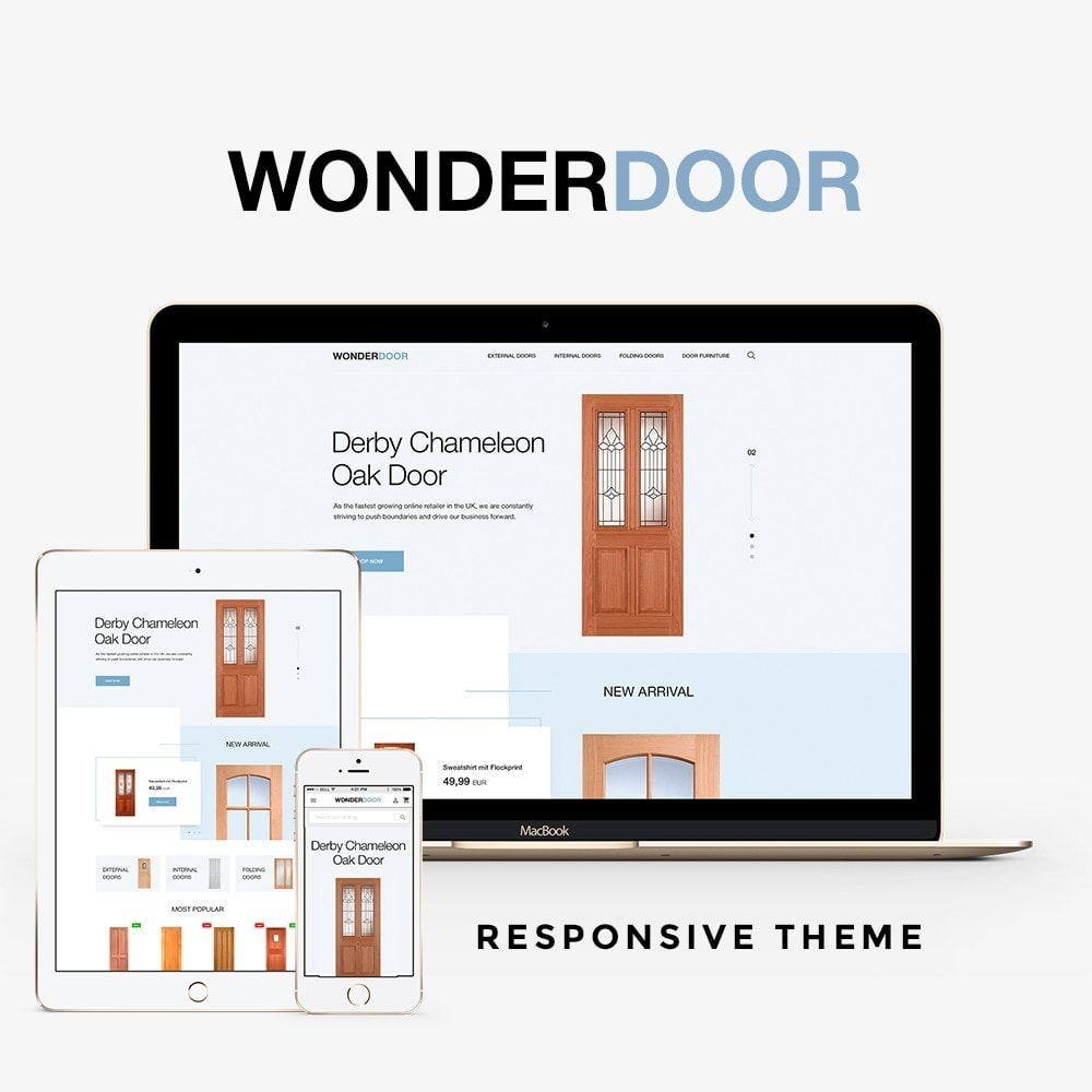 theme - Casa & Giardino - Wonderdoor - 1