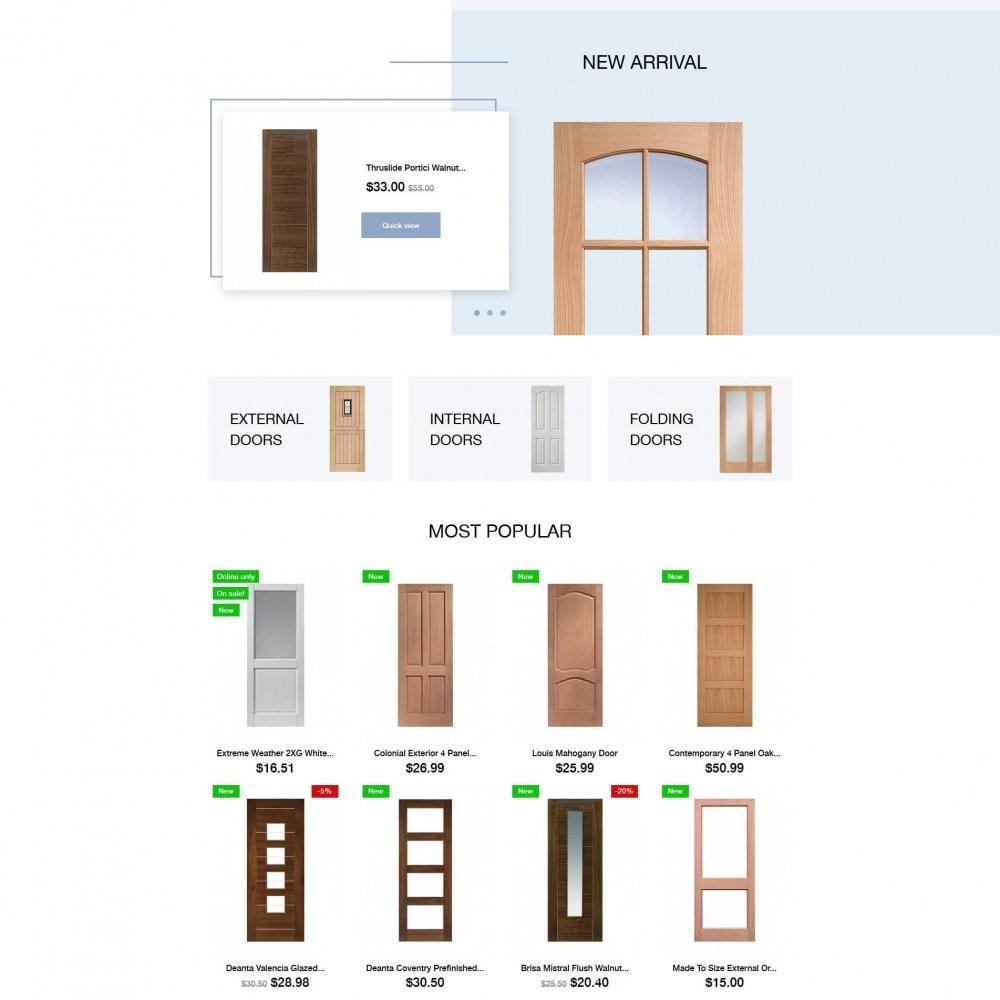 theme - Casa & Giardino - Wonderdoor - 3
