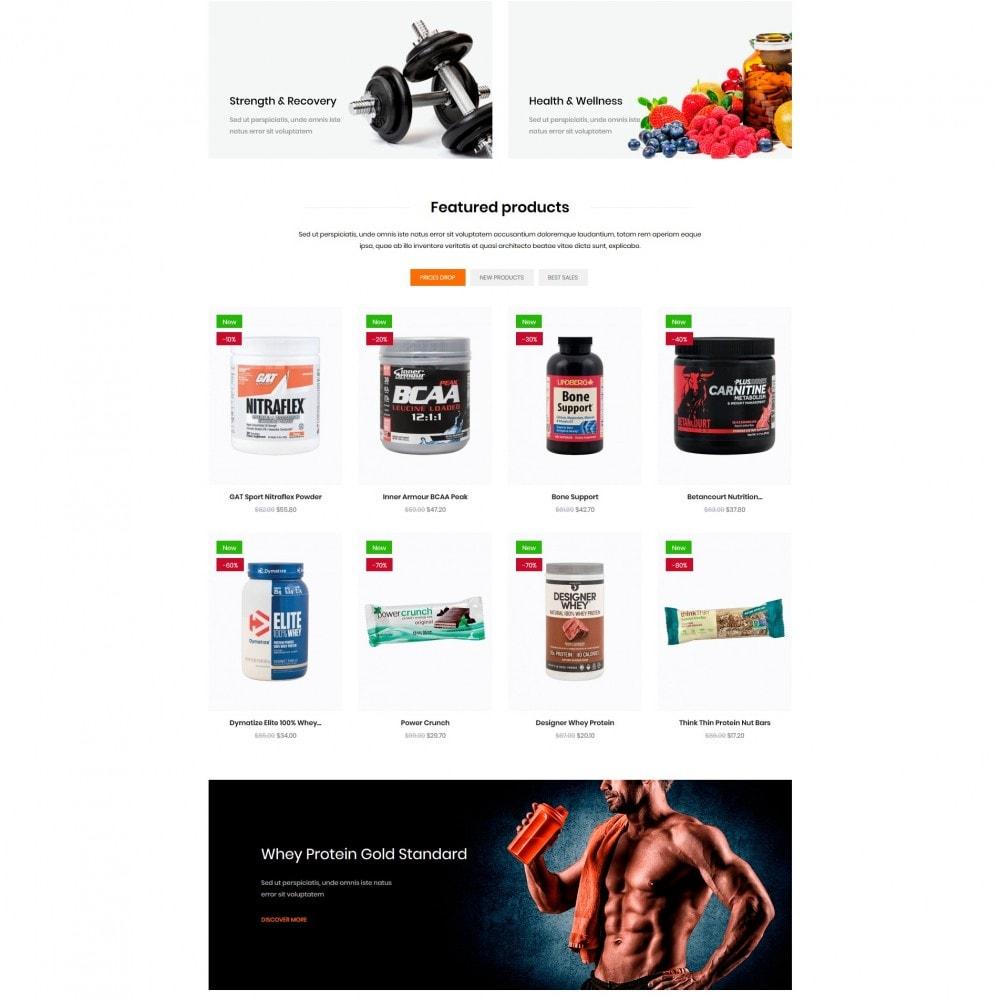 theme - Sport, Attività & Viaggi - Predator Shop - 3