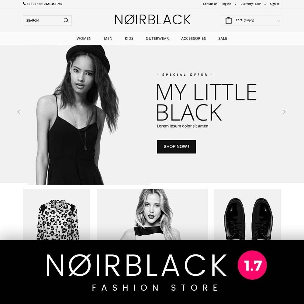 theme - Fashion & Shoes - Noirblack - 1