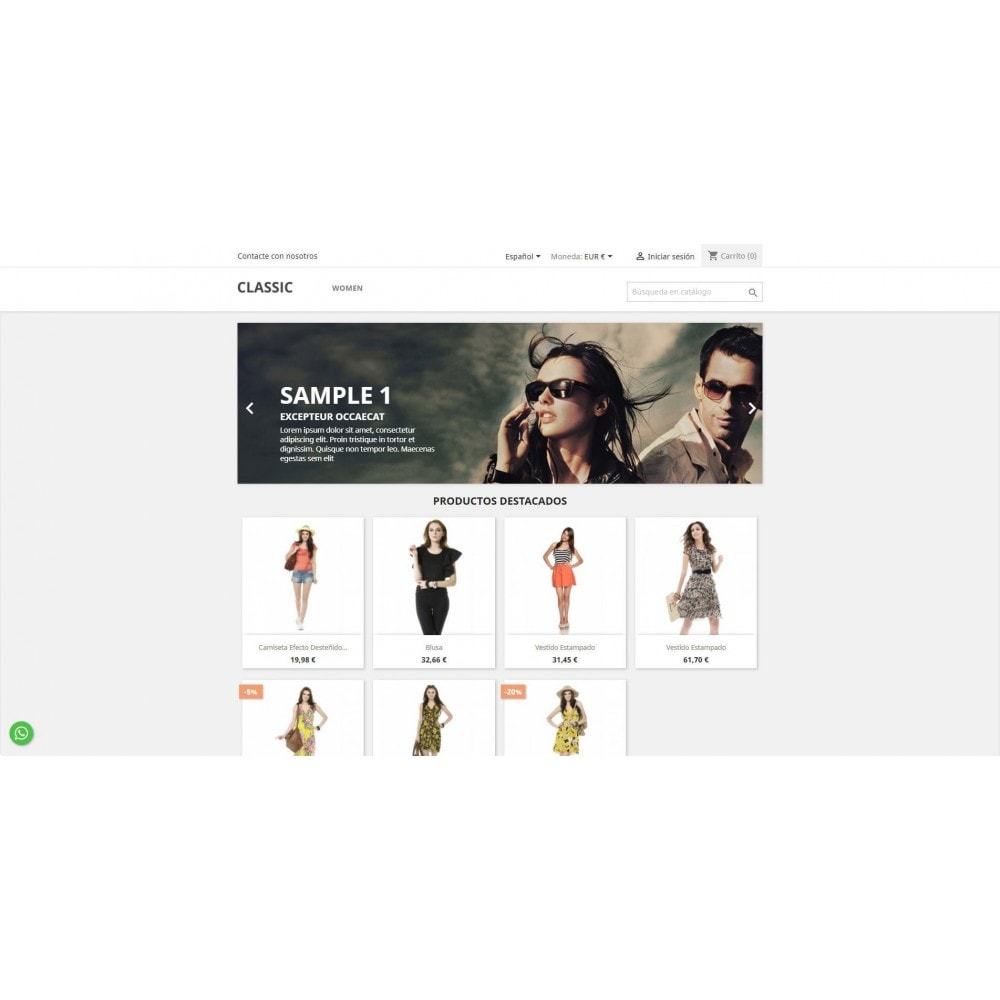 module - Supporto & Chat online - WhatsAPP Chat di Supporto (WhatsAPP Business) - 3