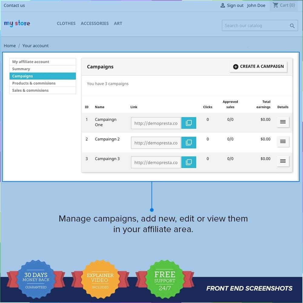 module - SEA SEM (Bezahlte Werbung) & Affiliate Plattformen - Full Affiliates - 9