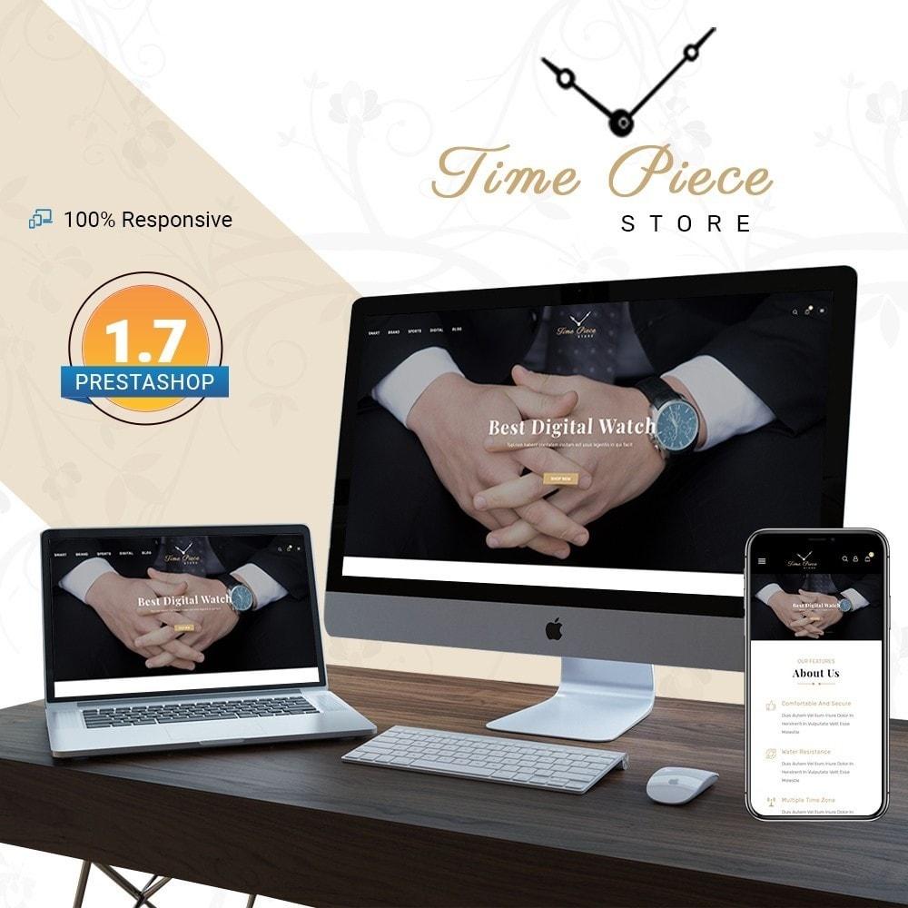 theme - Desporto, Actividades & Viagens - Timepiece - Watch Store - 1