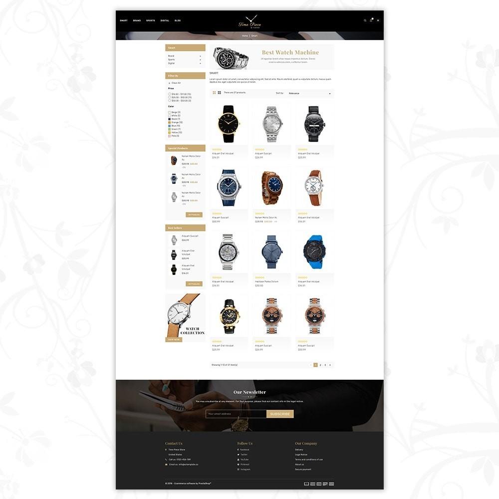 theme - Desporto, Actividades & Viagens - Timepiece - Watch Store - 3