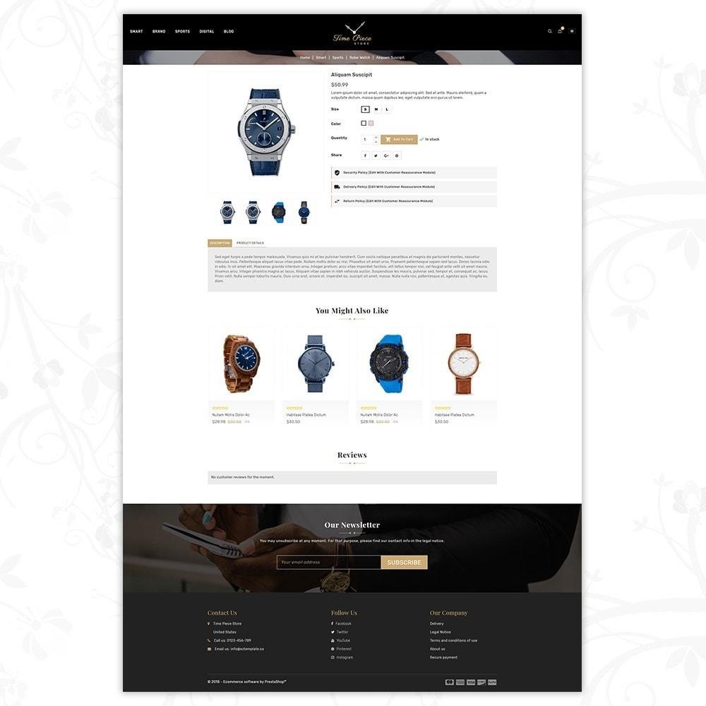 theme - Sport, Aktivitäten & Reise - Timepiece - Watch Store - 5