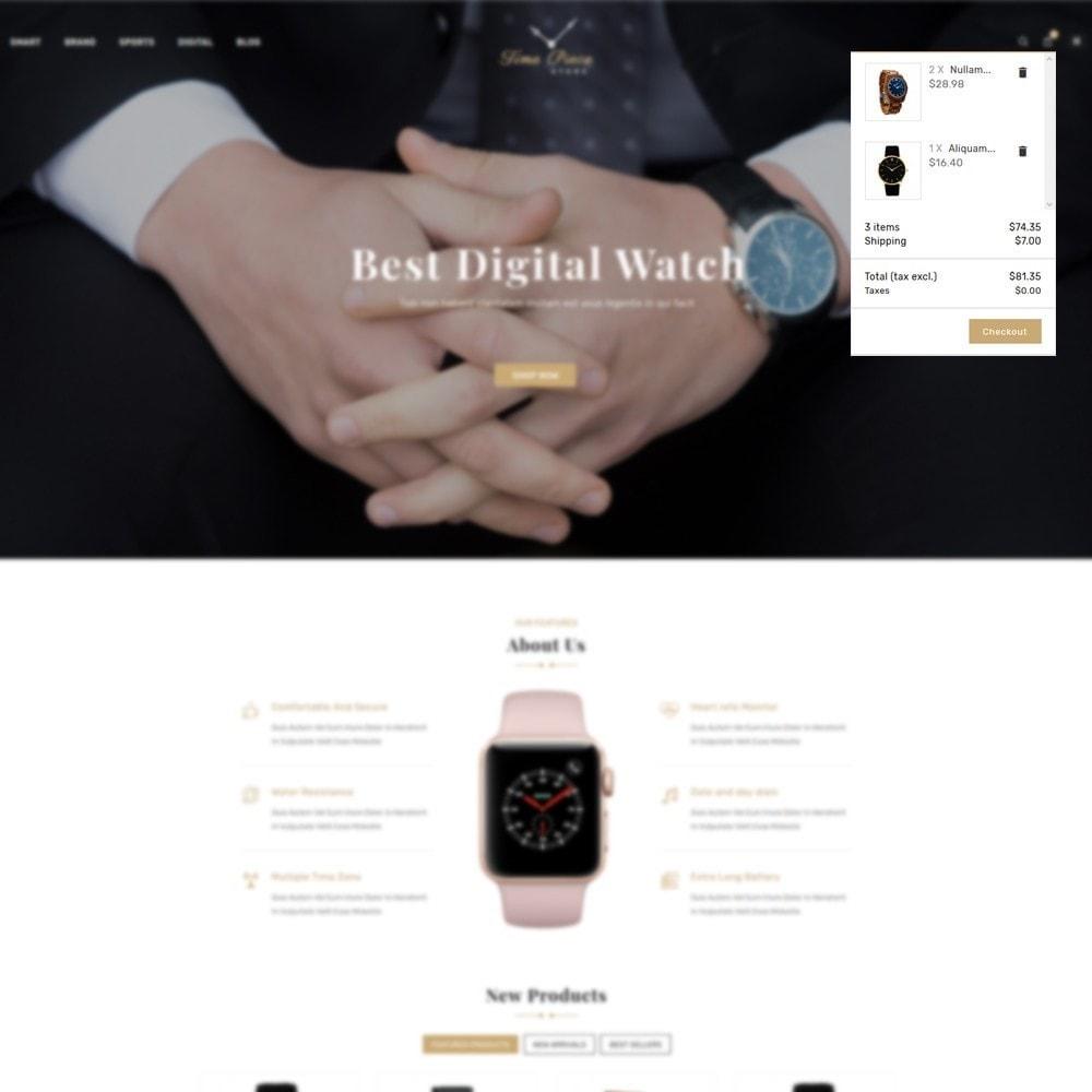 theme - Sport, Aktivitäten & Reise - Timepiece - Watch Store - 7
