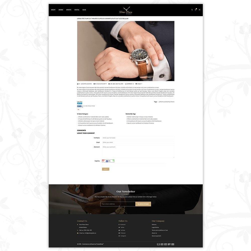 theme - Desporto, Actividades & Viagens - Timepiece - Watch Store - 8