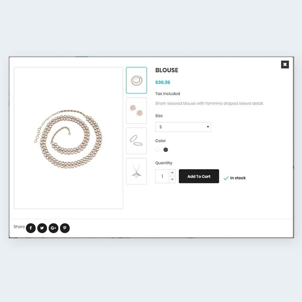 theme - Bijoux & Accessoires - jewellery store - 7