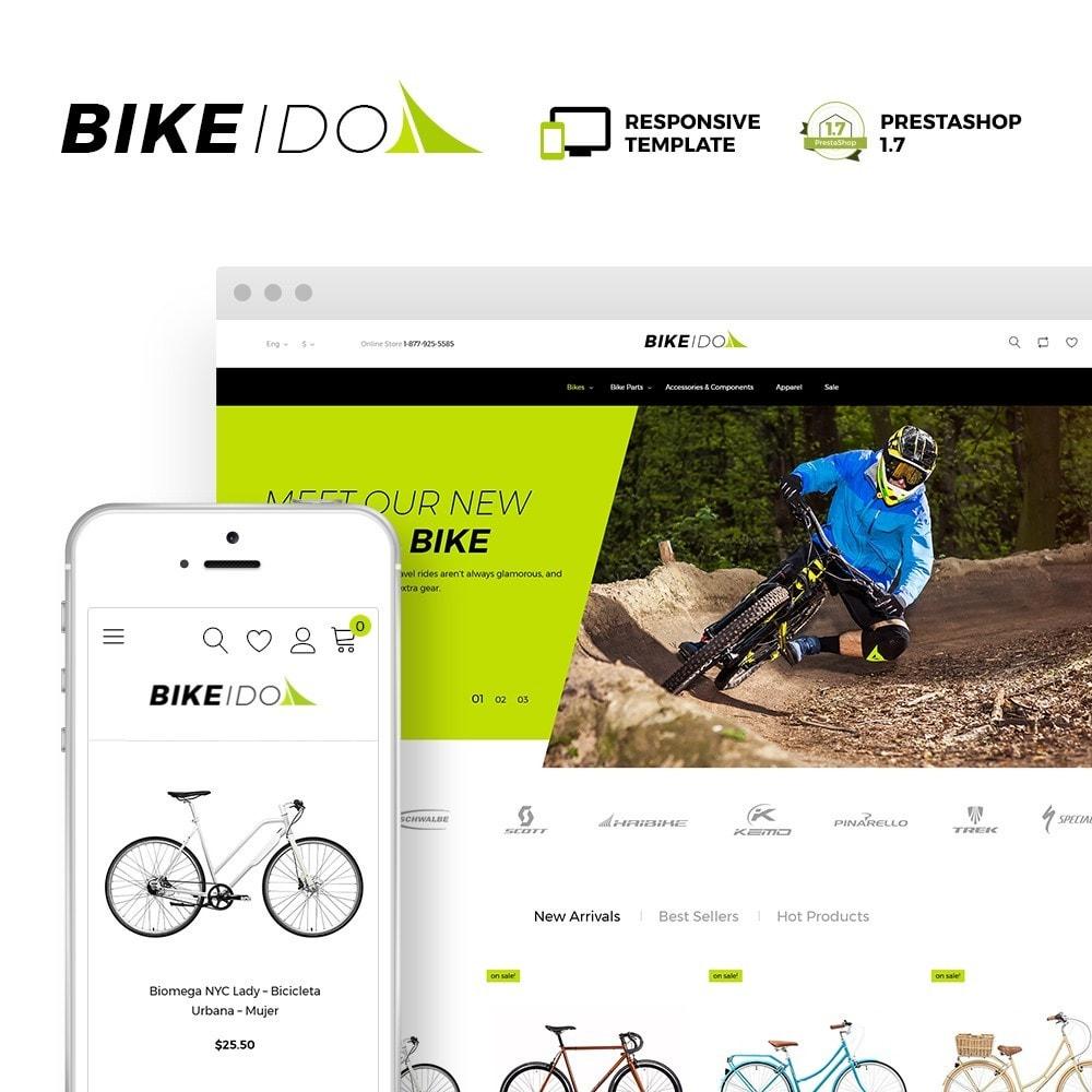 theme - Sport, Activiteiten & Reizen - BikeIdol - Bike Store - 2