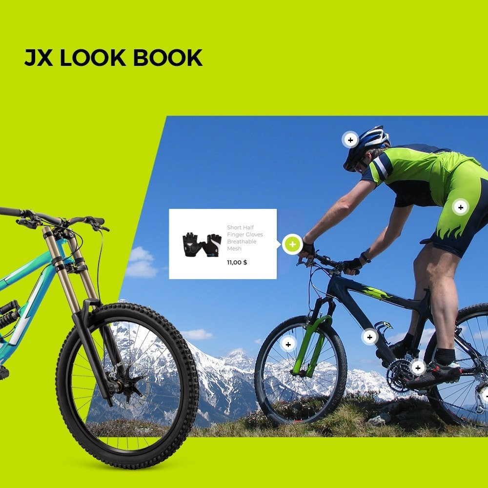 theme - Sport, Activiteiten & Reizen - BikeIdol - Bike Store - 4