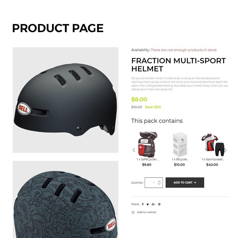 theme - Sport, Activiteiten & Reizen - BikeIdol - Bike Store - 7