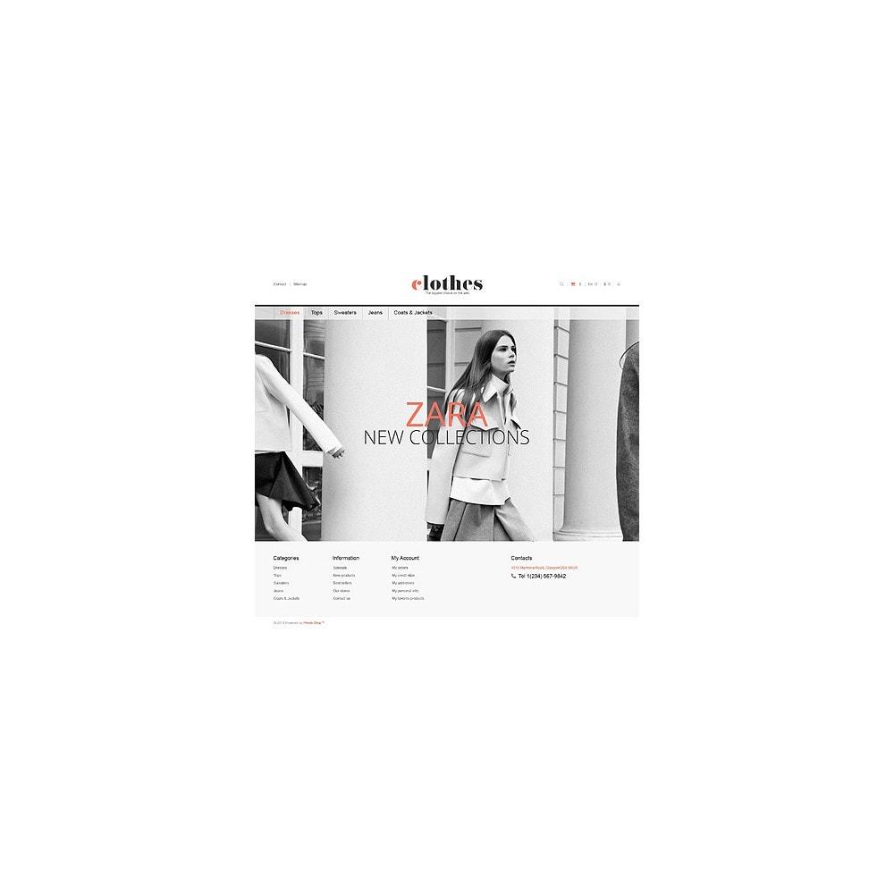 theme - Moda y Calzado - Responsive Clothes Store - 10