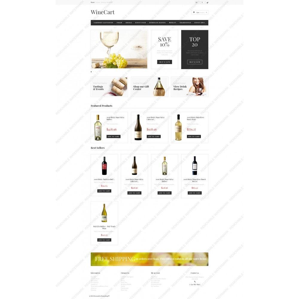 theme - Lebensmittel & Restaurants - Wine Love - 5