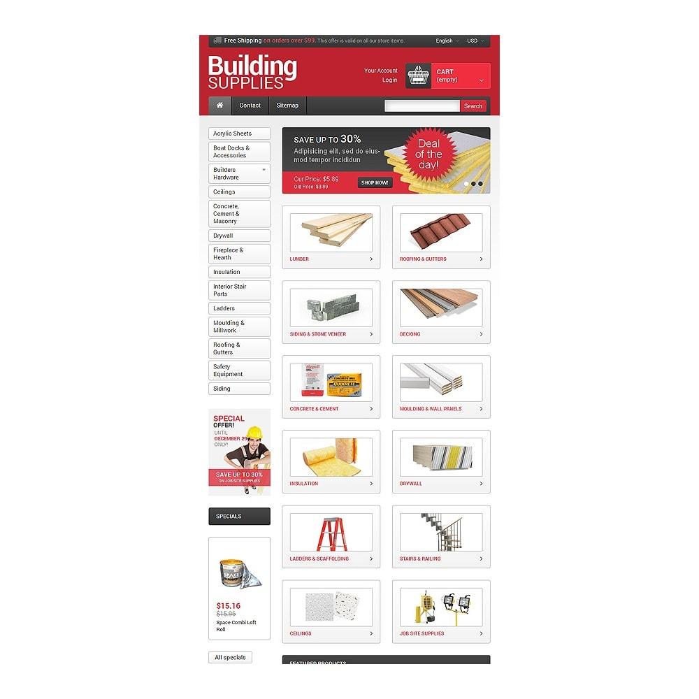 theme - Maison & Jardin - Building Supplies - 7