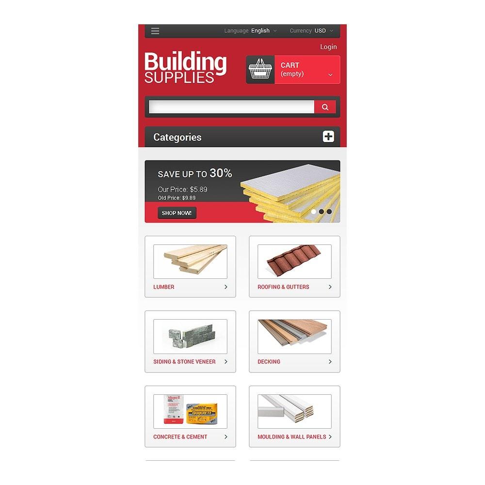 theme - Maison & Jardin - Building Supplies - 8