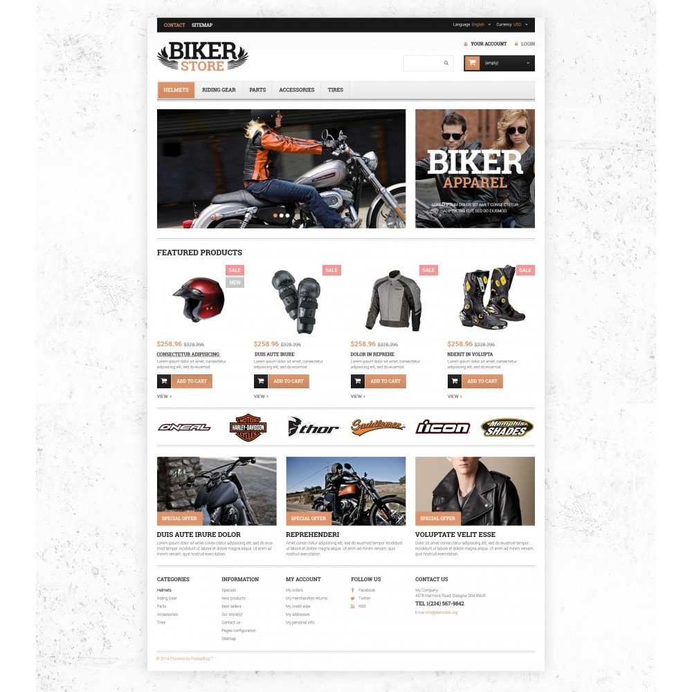 theme - Auto & Moto - Motorcycle Stuff - 4