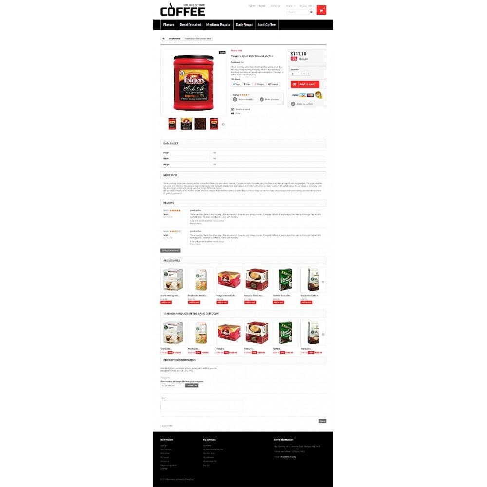 theme - Alimentos & Restaurantes - Strong Coffee - 6