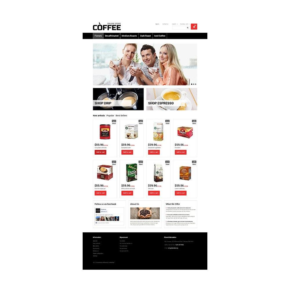 theme - Alimentos & Restaurantes - Strong Coffee - 10