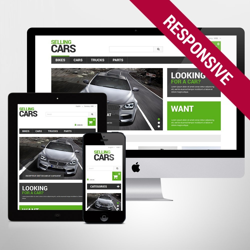 theme - Auto & Moto - Selling Cars - 1