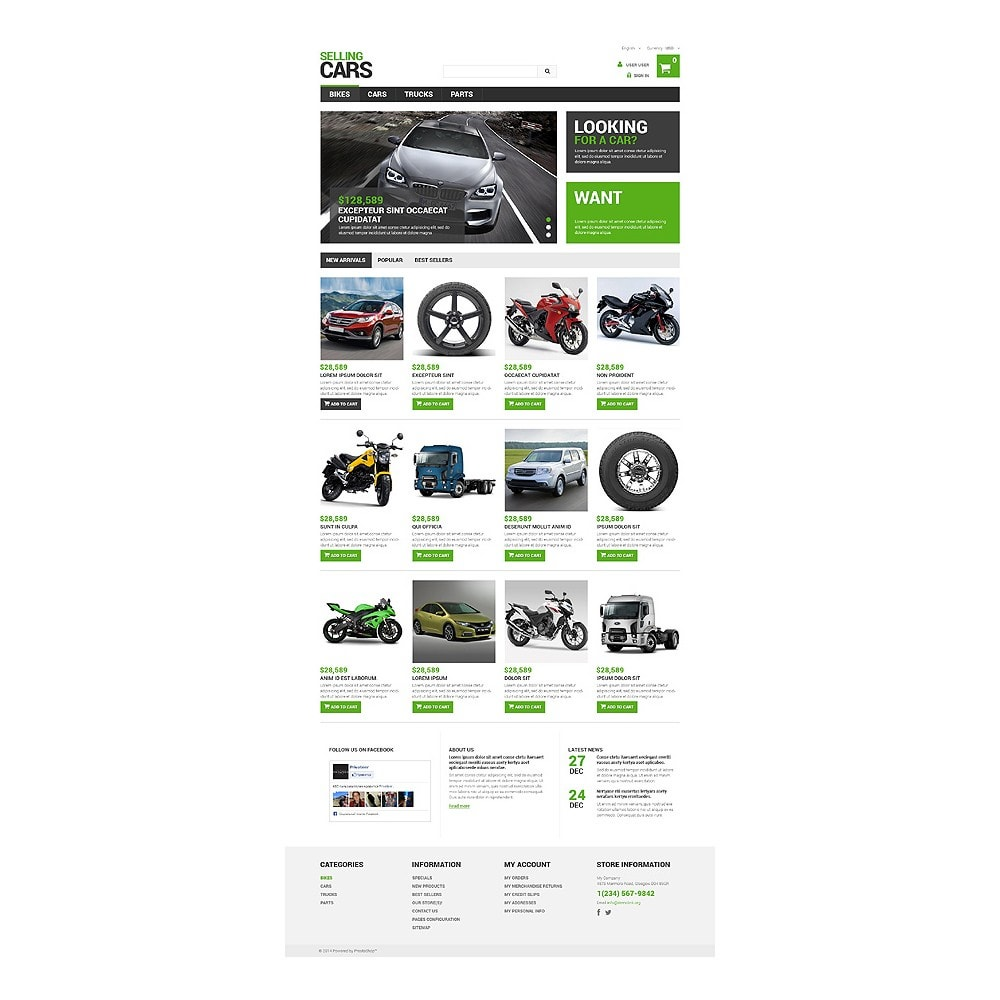 theme - Auto & Moto - Selling Cars - 10