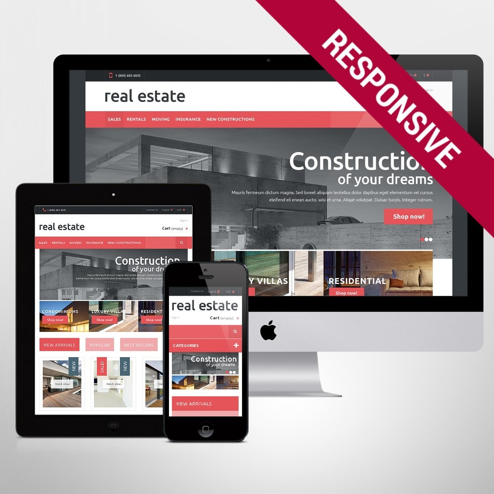 theme - Huis & Buitenleven - Real Estate - 1