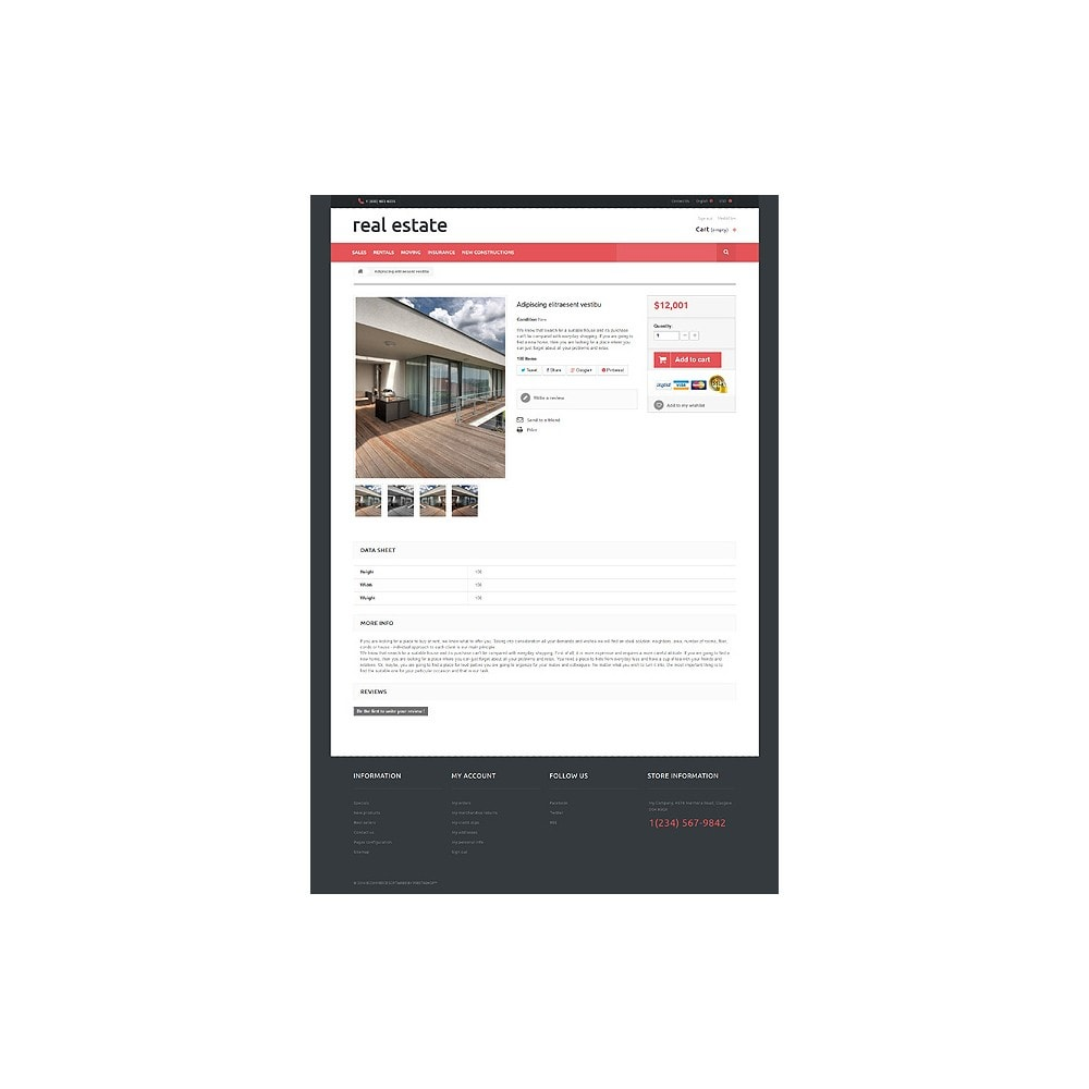 theme - Huis & Buitenleven - Real Estate - 7