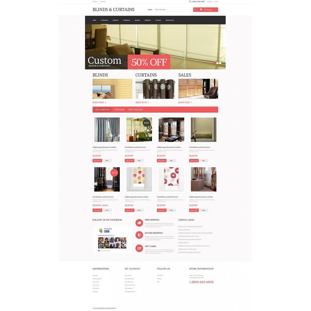 theme - Arte e Cultura - Curtains Store - 2
